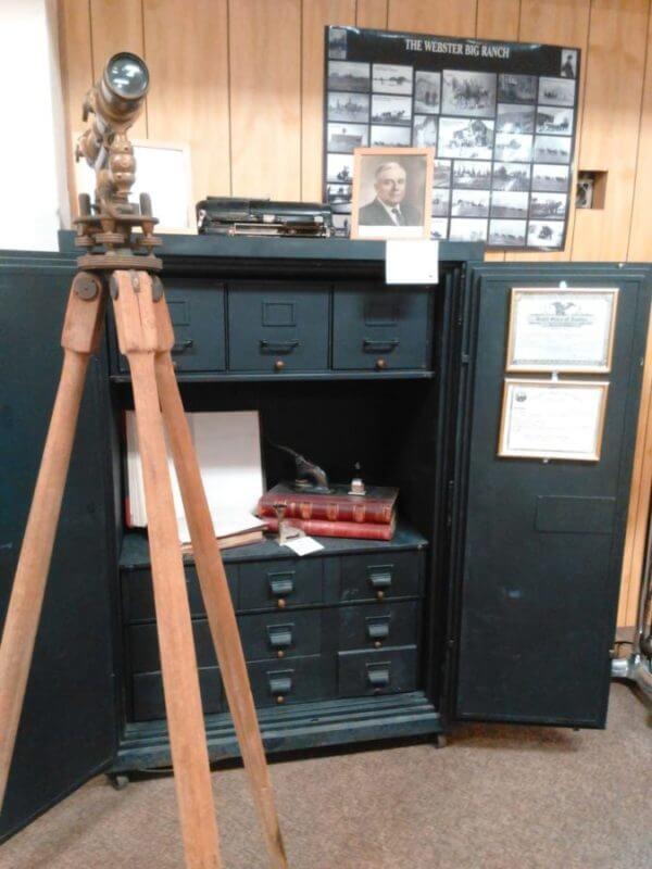 Museum of Idaho Telescope