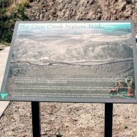 Cress Creek Trail Sign