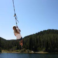 Packsaddle Lake Swing