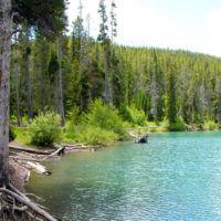 Packsaddle Lake