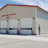 Sugar City Fire Station Front