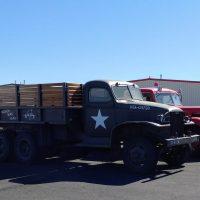 Legacy Flight Trucks