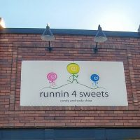 Runnin 4 Sweets Front