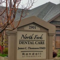 North Fork Dental Sign