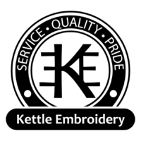 kettle embroidery