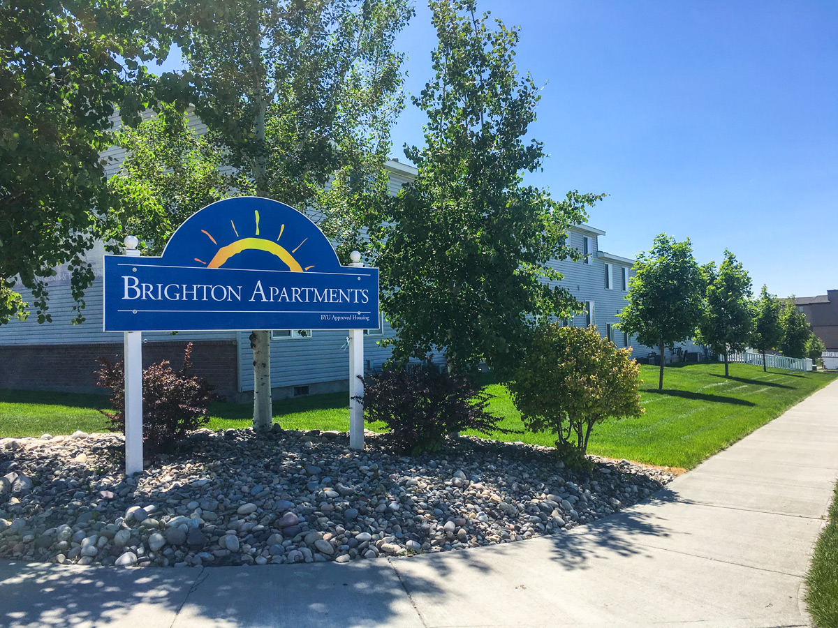 Brighton Apartments - Rexburg Online