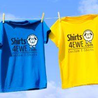 Shirts4Ewe Banner