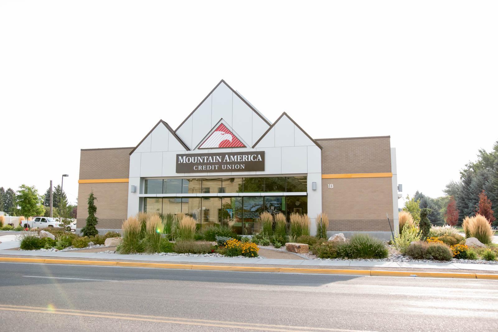 Mountain America Credit Union - Rexburg Online