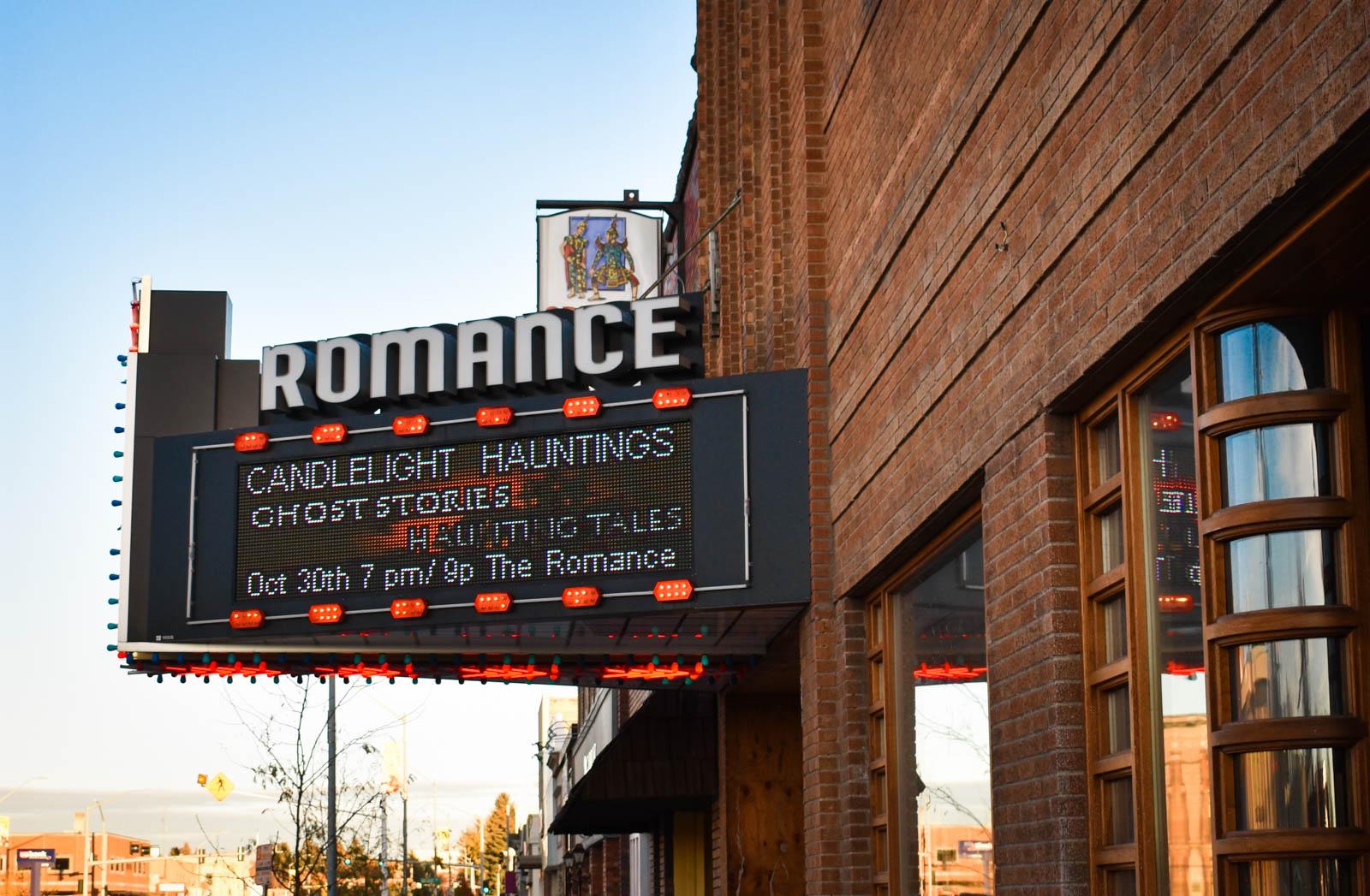 Romance Theater - Rexburg Online