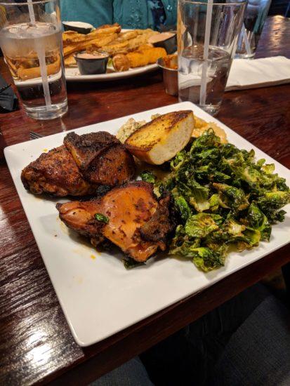 Teton Chicken
