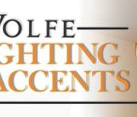 Wolfe Lighting and Accent Logo