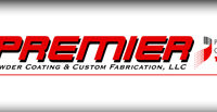 premier powder coating logo