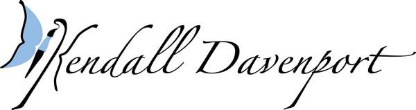 Kendall Davenport Logo