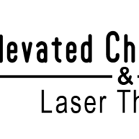elevated chiropractic laser therapy logo